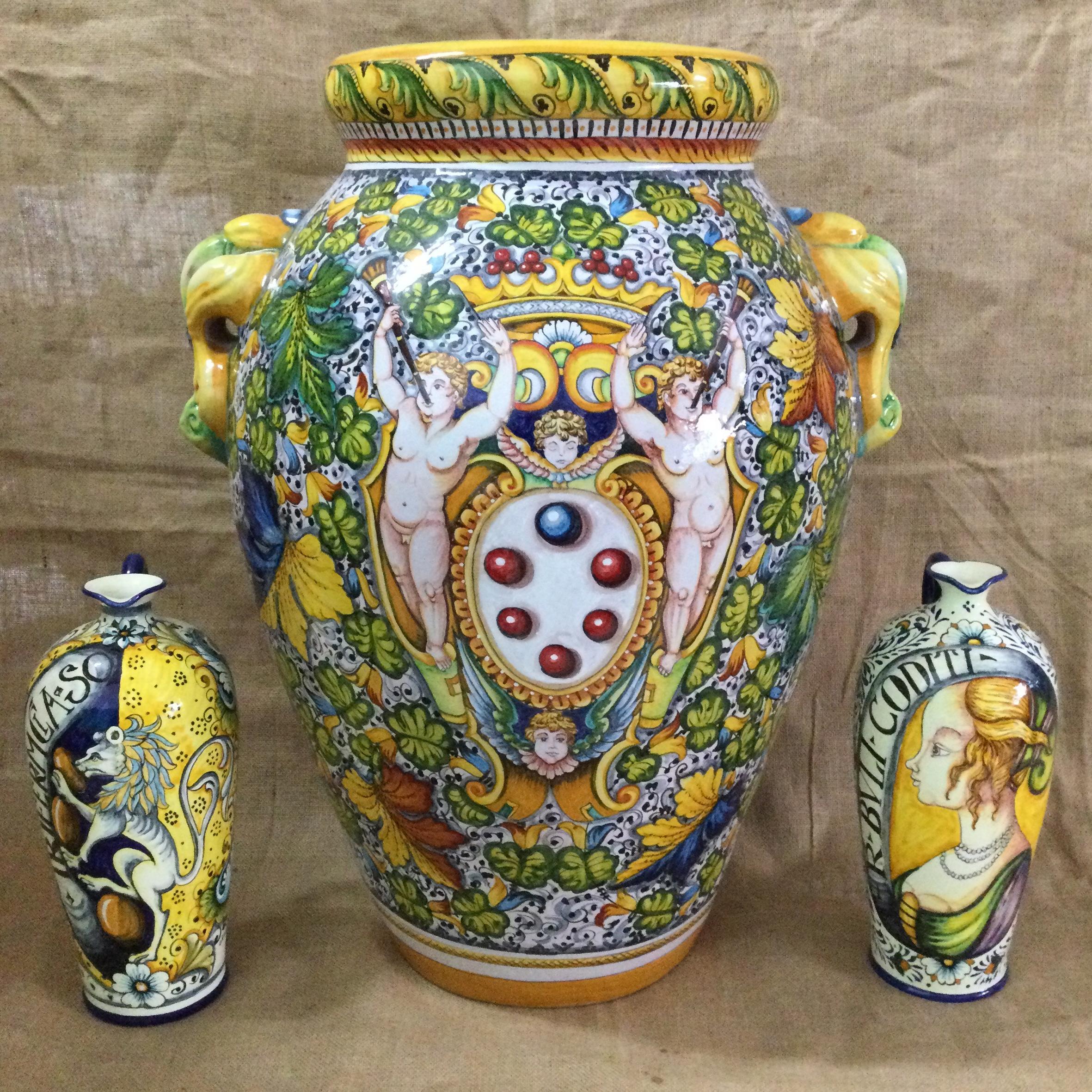Ceramiche artistiche Ninci